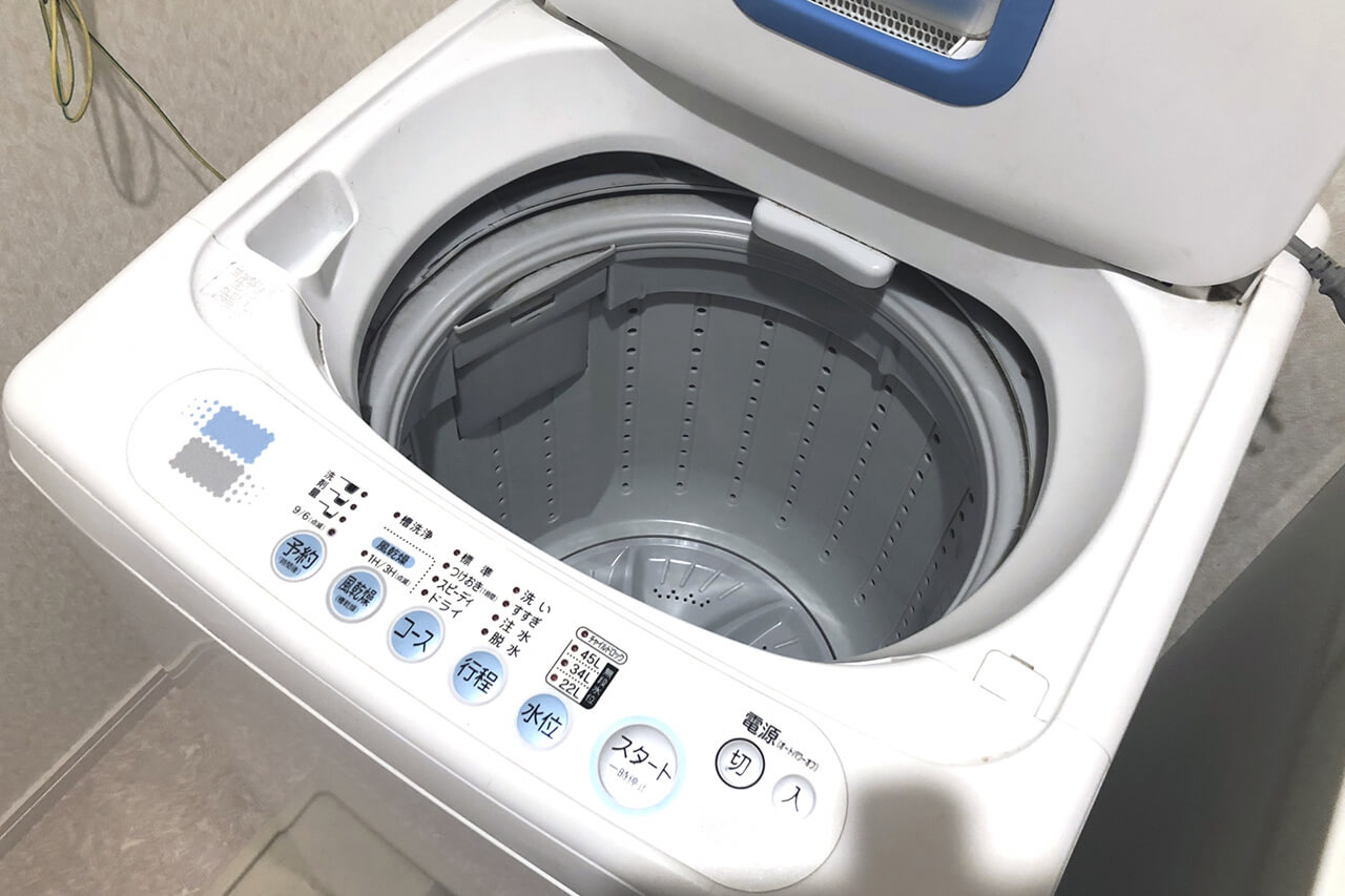 福岡で処分・回収する洗濯機のリサイクル料金