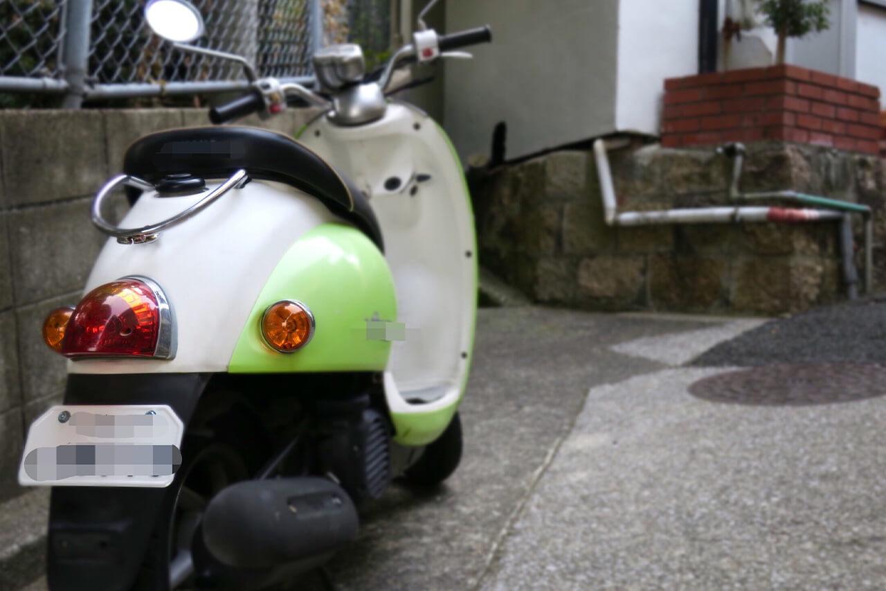 福岡市で原付バイクを粗大ごみとして処分するには