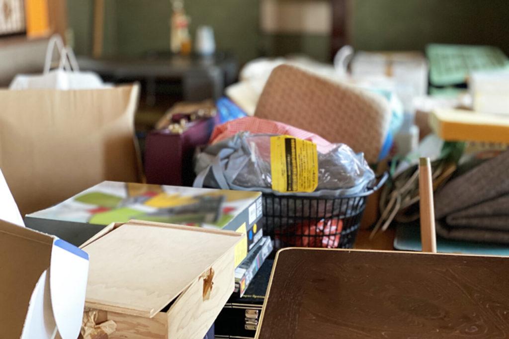 一軒家の遺品整理にかかる部屋の間取り別料金相場