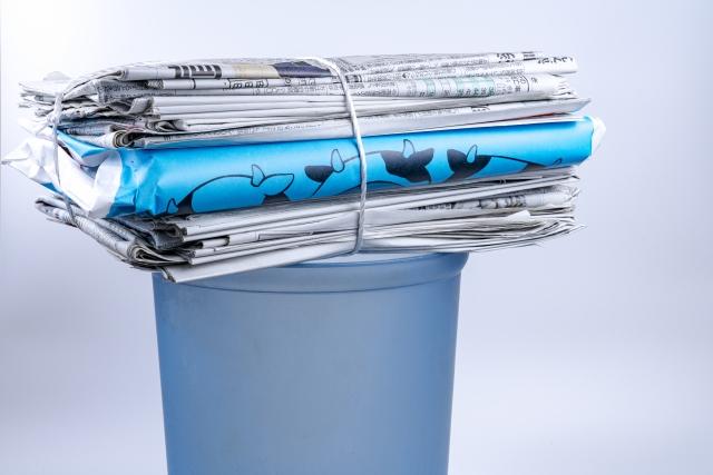 遺品整理ででた大量の本や新聞を処分する5つの方法